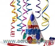 Как оформить День рождения?