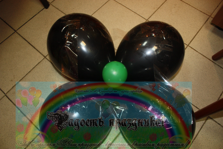 Секреты при надувании воздушных шариков 73