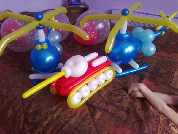 Как я начинаю свой бизнес» или «Жизнь с воздушными шарами!</p> <p> »»></div> Клиент была очень довольна. и ее мужу очень понравился. А вот придумала весенний букетик. Простенько, и оригинально. <br><h2><span id=