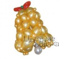 Как сделать шар из шаров линколунов 15