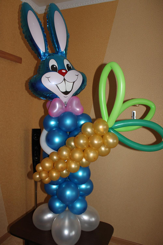 Фото фигуры из шаров своими руками