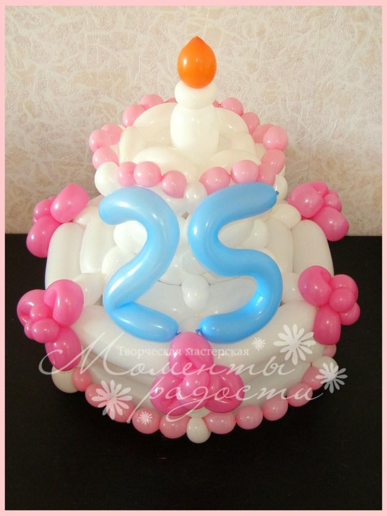 Подарки из воздушных шаров к дню рождения своими руками 52