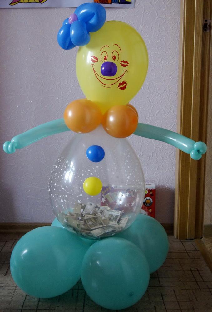 Как сделать игрушку с воздушного шарика