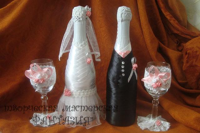 Свадебные наборы мастер класс пошагово